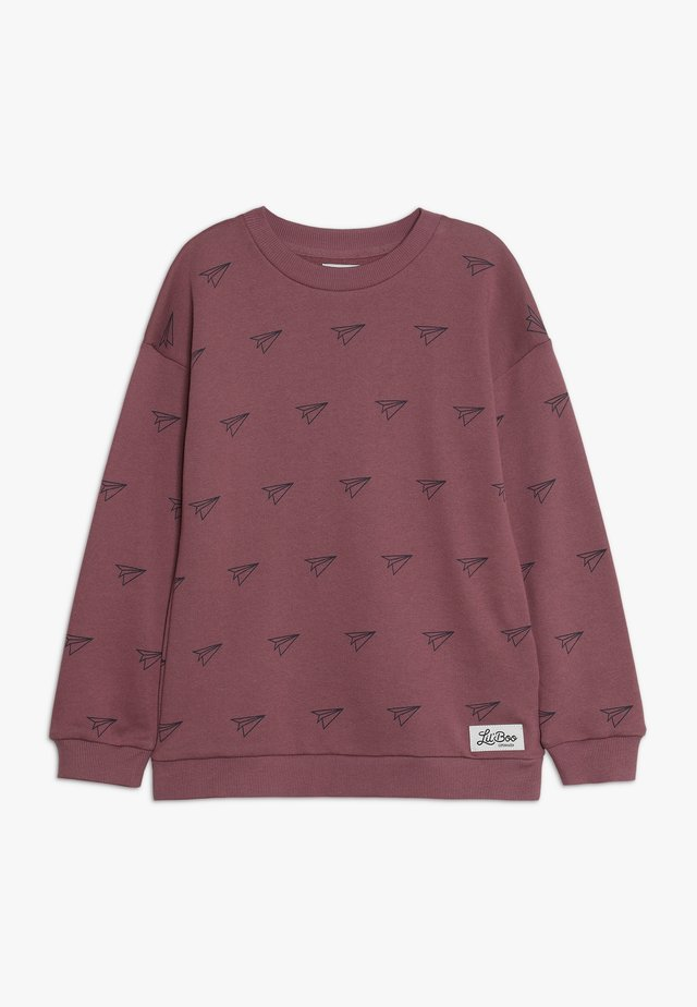 LIL FLEET - Sweatshirt - renaissance rose