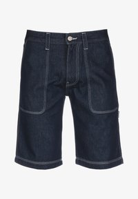 Tommy Jeans - SHORTS REY WORKWEAR - Shorts vaqueros - work dk - 0