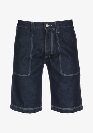 SHORTS REY WORKWEAR - Shorts vaqueros - work dk