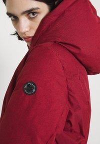 Ragwear - AMARI - Winter coat - wine red - 5