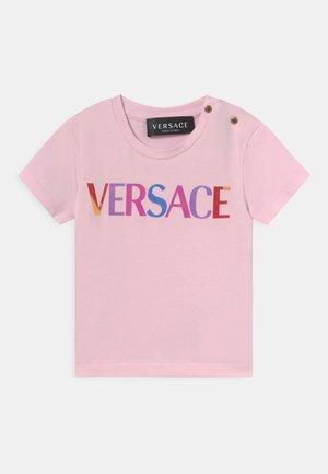 LOGO - T-Shirt print - rosa/multicolor