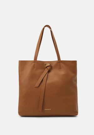 JOY - Tote bag - caramel