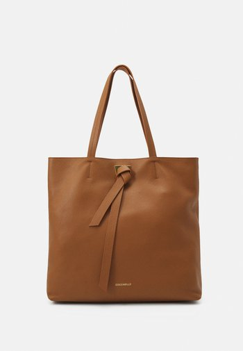 JOY - Tote bag - caramel