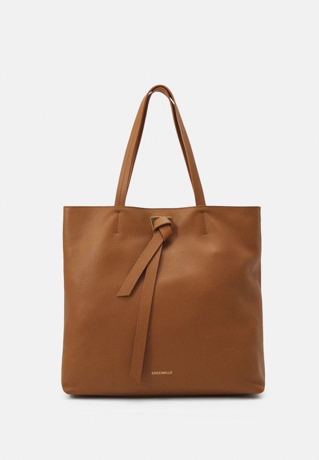 JOY - Shopping Bag - caramel