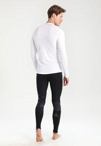 adidas Performance - Sports shirt - white - 2