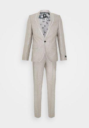 RUNNER - Suit - stone