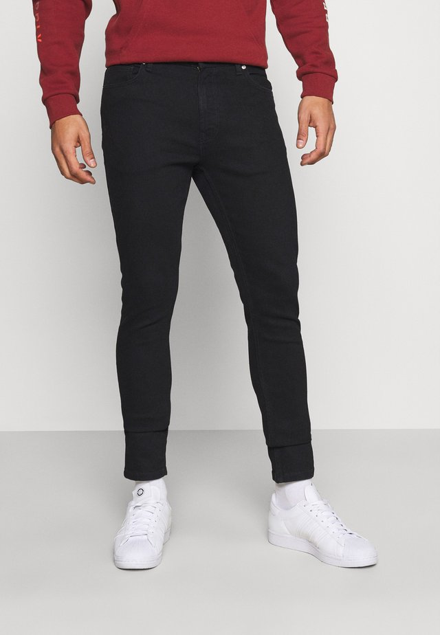 SKINNY FIT - Slim fit jeans - black