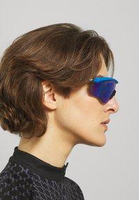 Oakley - FRAME UNISEX - Sportbrille - dark blue/purple - 0