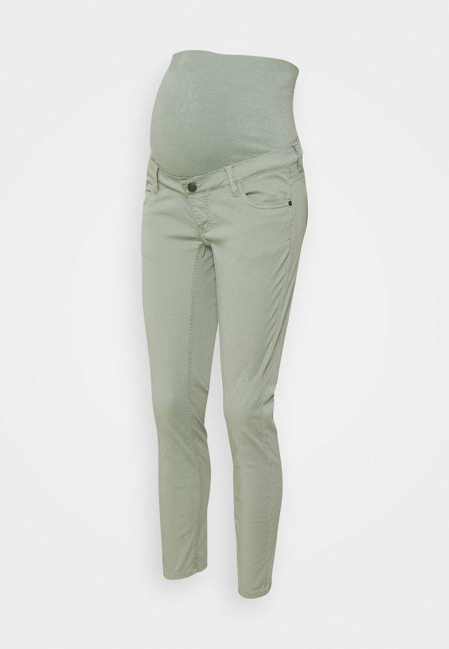 Džíny Slim Fit - grey moss