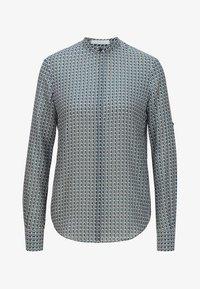BOSS - EFELIZE_17 - Button-down blouse - patterned - 5