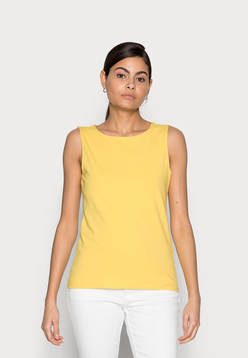 More & More - Top - sunny yellow