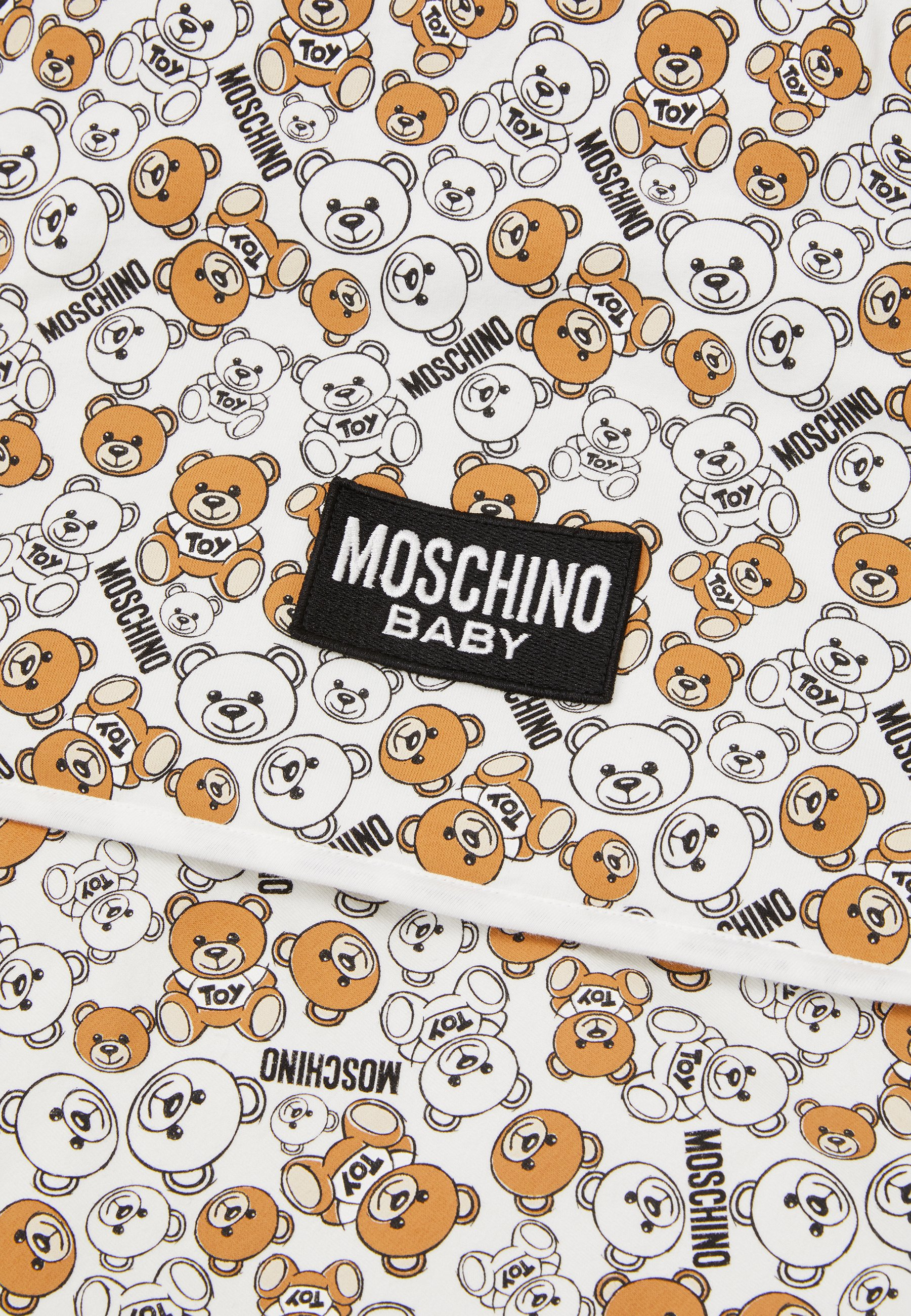 MOSCHINO BABY CHANGING BAG - Stelleveske - white/offwhite spz8ISNSCCayZbj