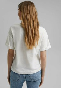 edc by Esprit - Print T-shirt - off white - 2
