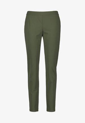 Chinos - rifle green