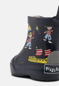 Playshoes - PIRATENINSEL - Wellies - marine - 4