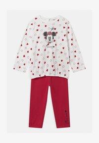 OVS - MINNIE - Pyjama set - brilliant white - 0
