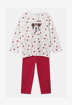 MINNIE - Pyjama set - brilliant white