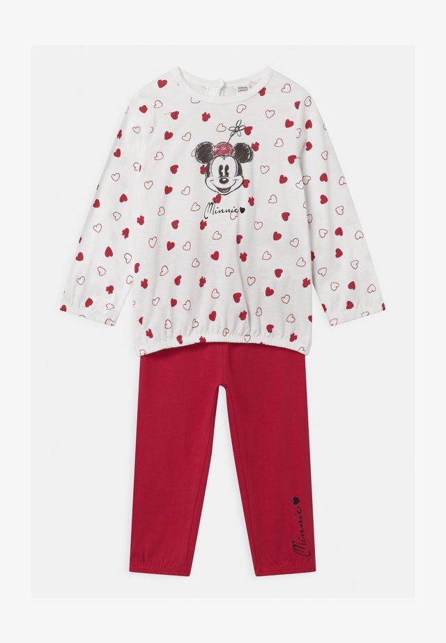 MINNIE - Pyjama - brilliant white
