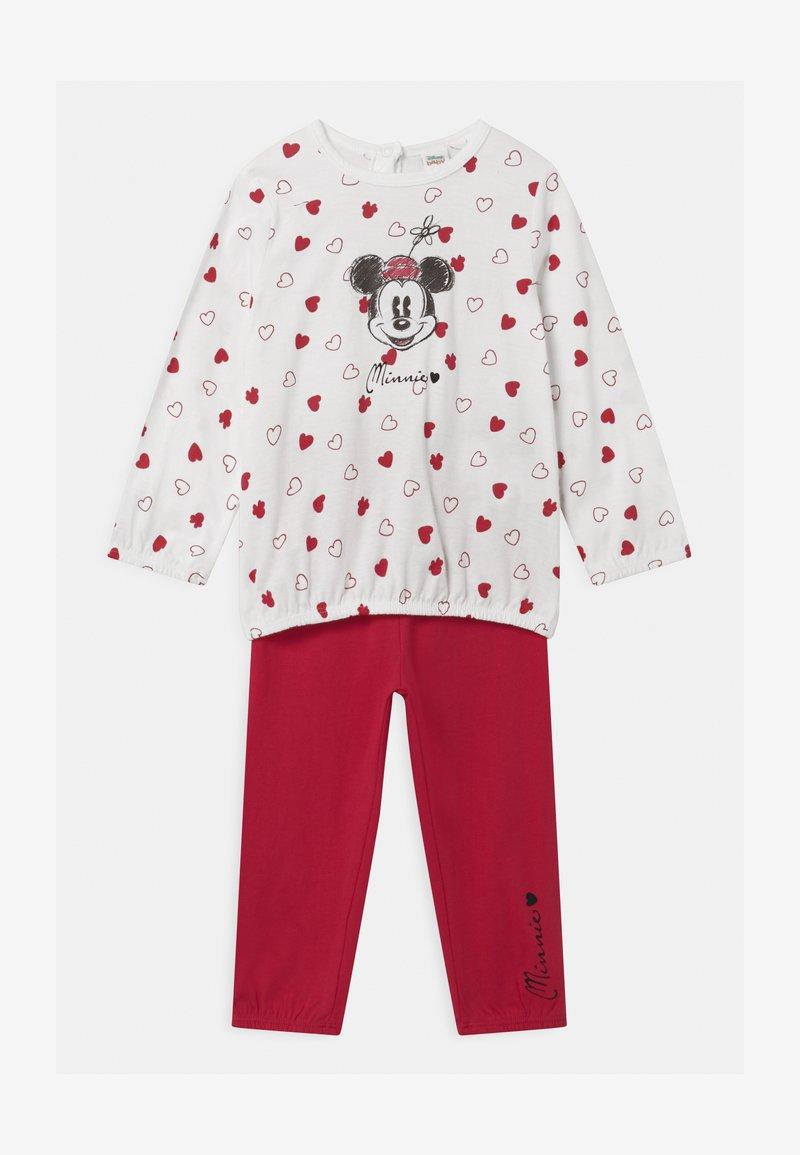 OVS - MINNIE - Pyjama set - brilliant white