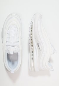 Nike Sportswear - AIR MAX 97 - Sneakers - white/wolf grey/black - 1