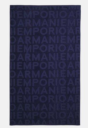 UNISEX - Beach towel - blue