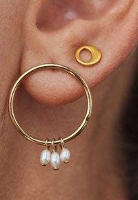 Violet Hamden - Earrings - gold - 1
