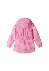 Reima - ANISE - Waterproof jacket - neon pink - 1