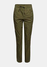 edc by Esprit - TWIST  - Trousers - khaki green - 10