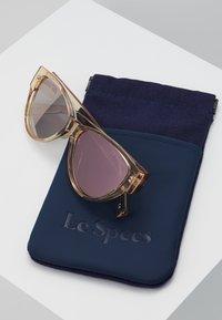 Le Specs - EUREKA - Sunglasses - stone - 2