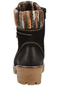 Remonte - Schnürstiefelette - black/gray-brown - 3
