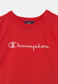 Champion - AMERICAN CLASSICS SET UNISEX - Sports shorts - red - 3