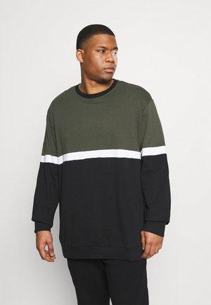 ONSNEWKEEFER LIFE CREW NECK - Sweatshirts - deep depths