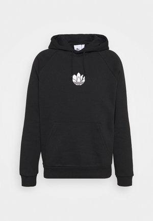 TREFOIL HOOD UNISEX - Sweater - black