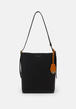 PERRY BUCKET BAG - Handbag - black