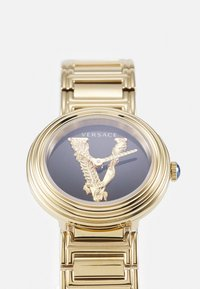 Versace Watches - VIRTUS MINI DUO - Watch - gold-coloured/pink - 5