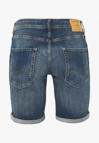 Jack & Jones - JJIRICK JJORIGINAL SHORTS  - Shorts vaqueros - blue denim - 1
