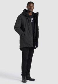 khujo - Winter coat - schwarz - 7