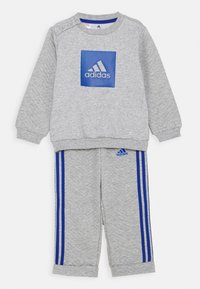 adidas Performance - FAVOURITES SET UNISEX - Dres - medium grey heather/royal blue - 0