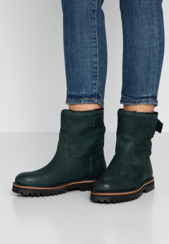 Bottines - green