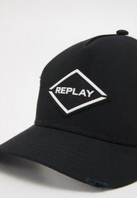 Replay - TRUCKER UNISEX - Cap - white - 3