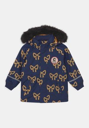BOW UNISEX - Winter coat - navy