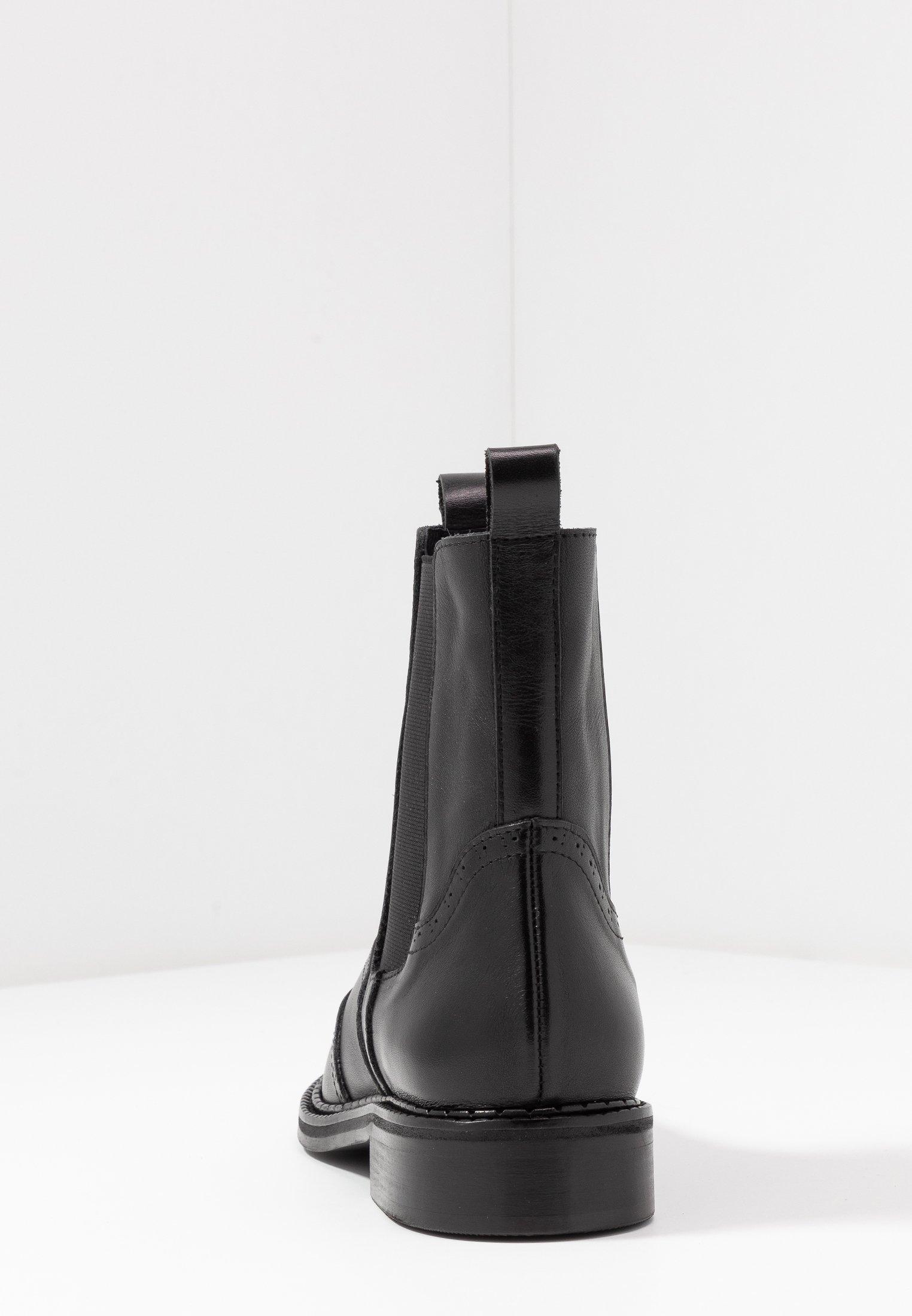 Zign Korte laarzen black Zalando.nl