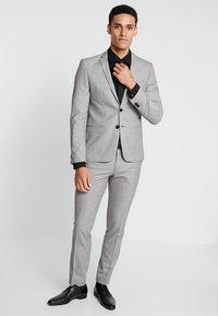 Viggo - LOFOTEN SUIT - Suit - black/white - 0