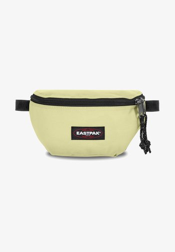 SPRINGER - Bum bag - icy yellow