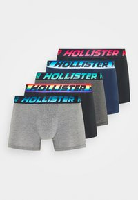 Hollister Co. - INTEREST CHAIN 5 PACK - Pants - ombre - 6