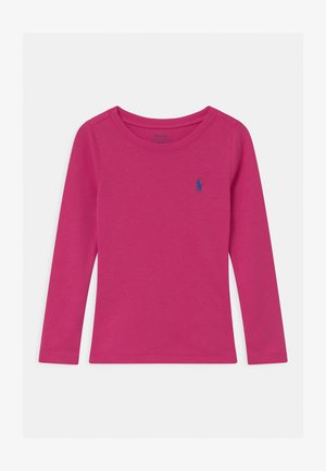 Long sleeved top - college pink