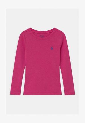 Longsleeve - college pink