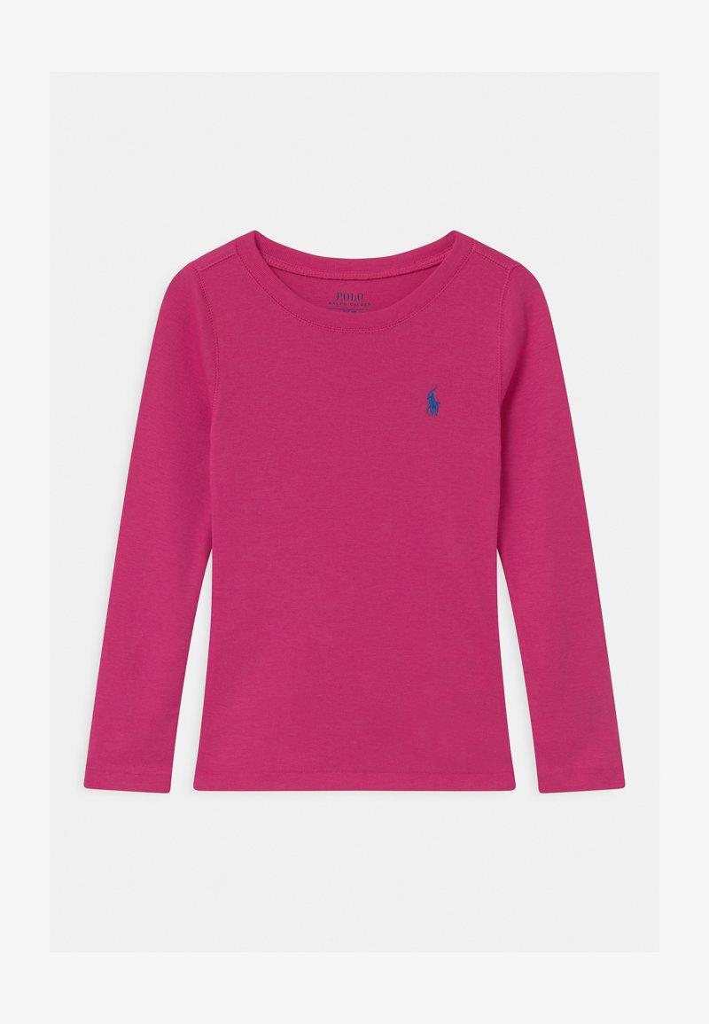 Polo Ralph Lauren - Top sdlouhým rukávem - college pink