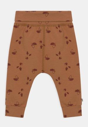 ACORN UNISEX - Trousers - nut