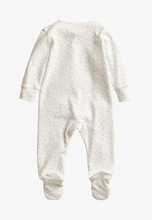 TINY - Pyjama - šedobílá